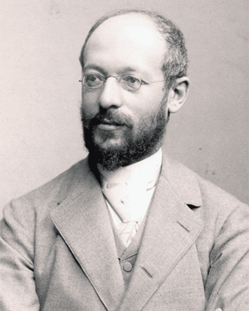 Photo of Georg Simmel